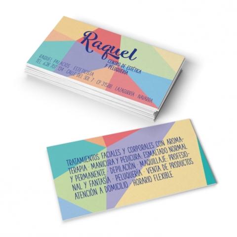 Business Card raquel_cuadrado